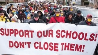 Chicago To Shutter 50 Public Schools: Is Historic Mass Closure An Experiment In Privatization?