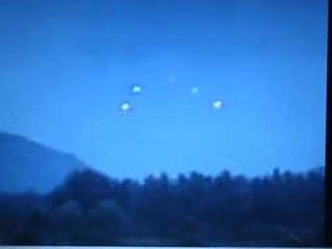 ufo seen over India