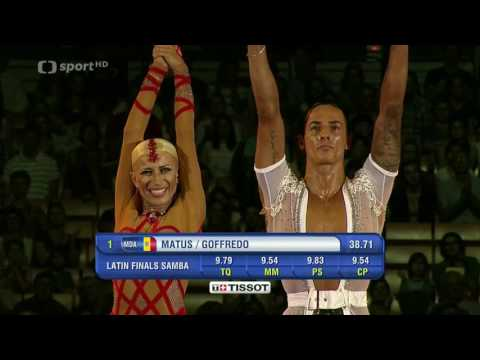 Final - Adult Latin - The World Games (Wroclaw 2017)