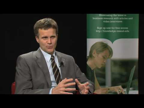 Helge Lund, CEO Statoil
