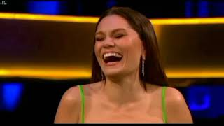 Jessie J in The Lateish show with Mo Gilligan 19/07/2019