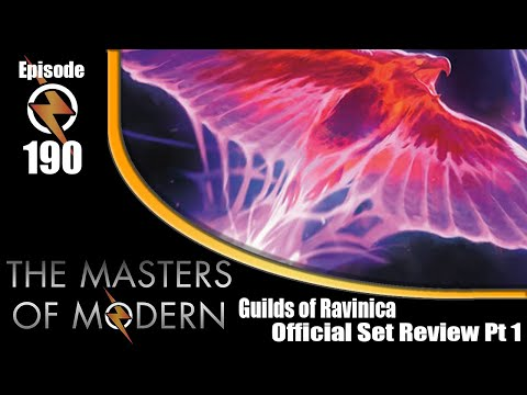 What's the Best Card in Guilds of Ravnica: Masters of Modern Set Review Part 1