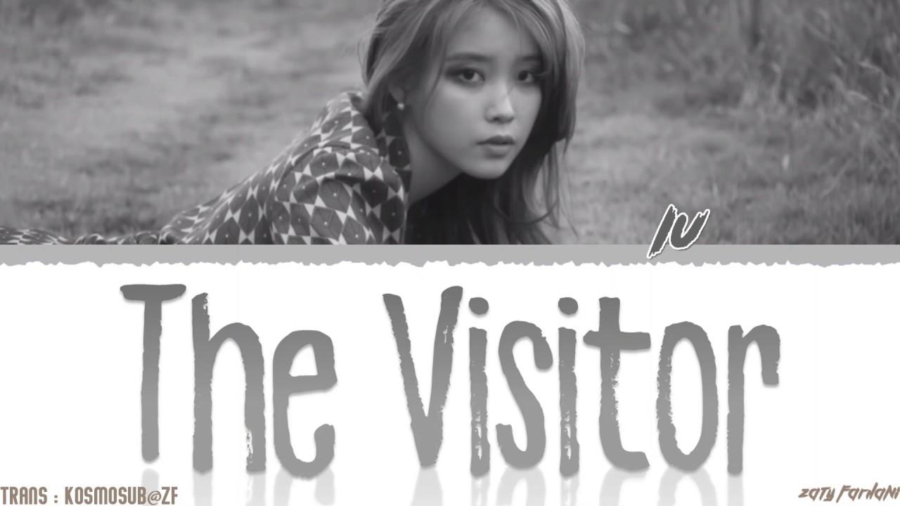 Download IU (아이유) - 'THE VISITOR' (그 사람) Lyrics [Color Coded_Han_Rom_Eng]