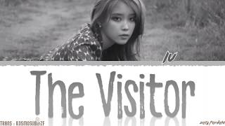 IU (아이유) - 'THE VISITOR' (그 사람) Lyrics [Color Coded_Han_Rom_Eng]