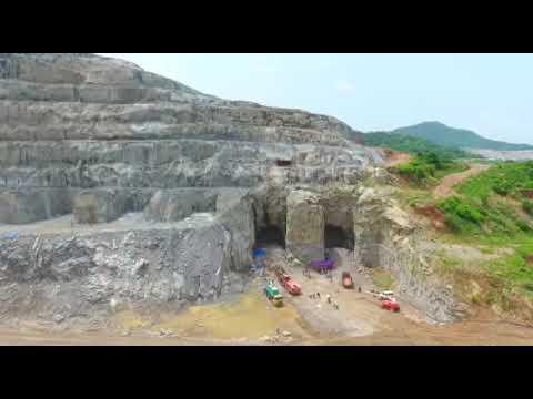 జల విద్యుత్ కేంద్రం టన్నెల్ పనులు ప్రారంభం: మేఘా. (MEIL starts Power plant Tunnel Works)