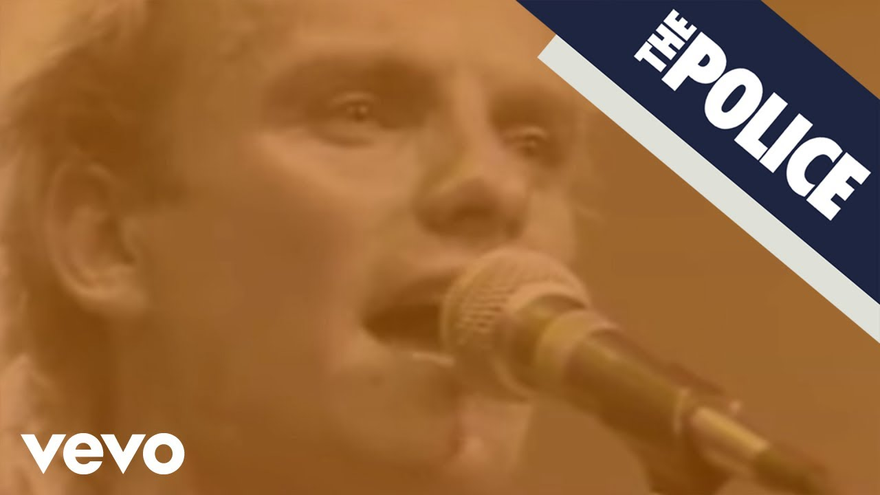 The Police – King Of Pain (Official Video)