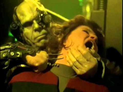 012 - Star Trek Voyager - Evanescence-Bring me to life (Voyager vs Borg)