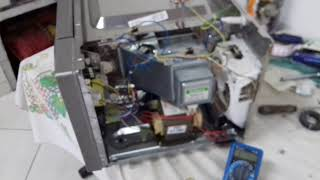 LM assistencia técnica consertando microondas Brastemp  ative 45Bmt 45 V