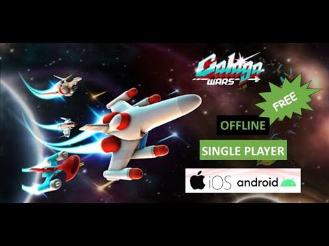 Android Games Free - Galaga Wars