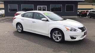 2015 Nissan Altima 2.5 SL for sale in Kingston, WA