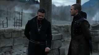 Ra's al Ghul tells Oliver about Damien Darhk. thumbnail
