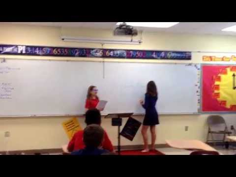 Math project!! Funny, educational, and creative! Enjoy!