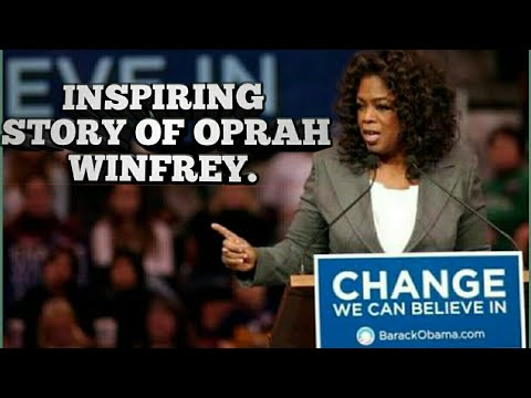 Inspirational Story of Oprah Winfrey   The Richest African American  