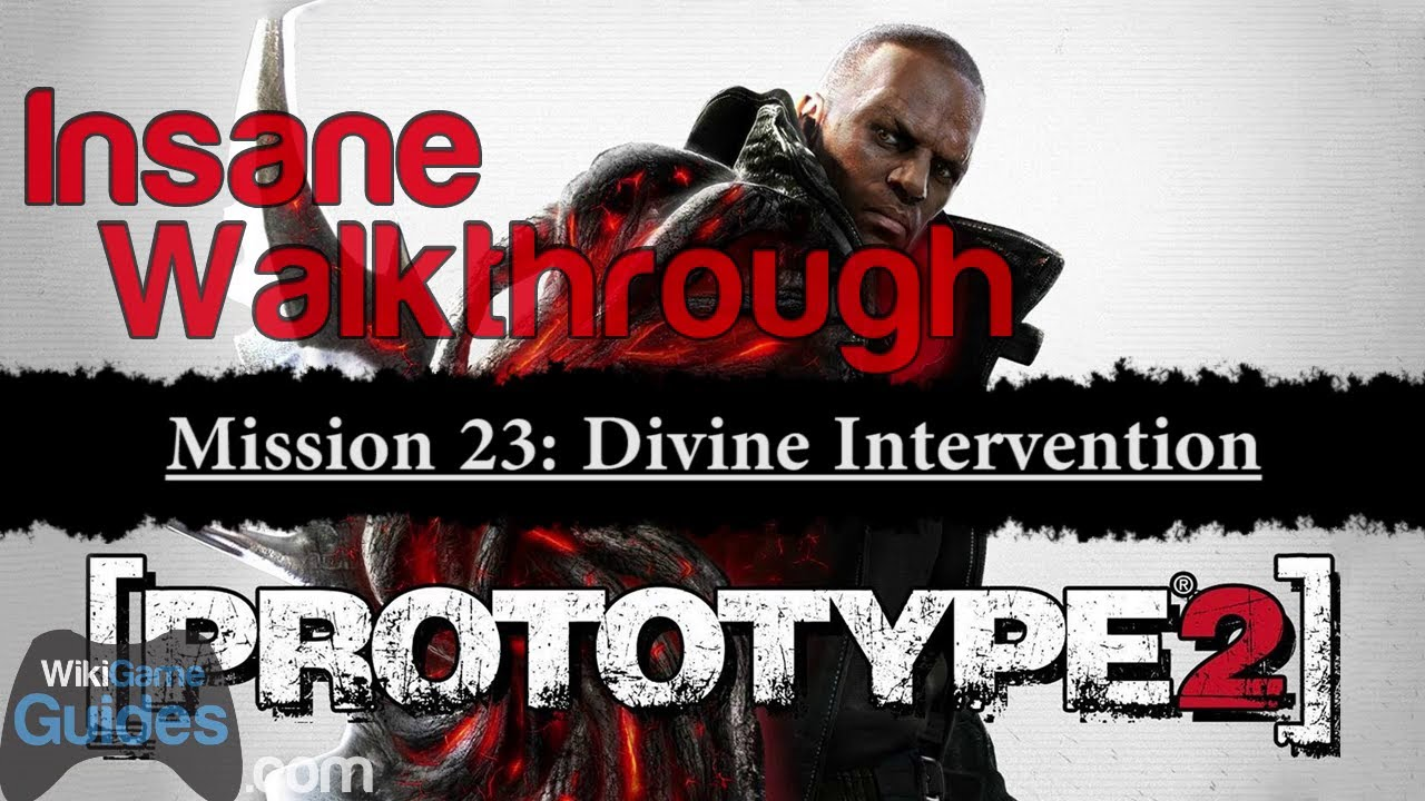 Guide:: Prototype 2 Trophy Save Guide. - NextGenUpdate on