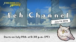 FEH Channel 7/19 LIVE REACTION!