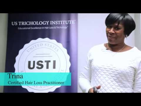 Associate & Certified Hair Loss Practitioner Courses – In Class & Online at USTI