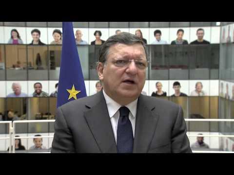 EU Barroso calls for sanctions against Ukraine as violence escalates