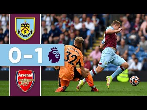 Burnley Arsenal Goals And Highlights