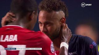 Neymar in tears as Bayern Munich clinch their sixth Champions League title