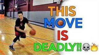 【籃球教學】教你超炫的後撤步單腳後仰跳投