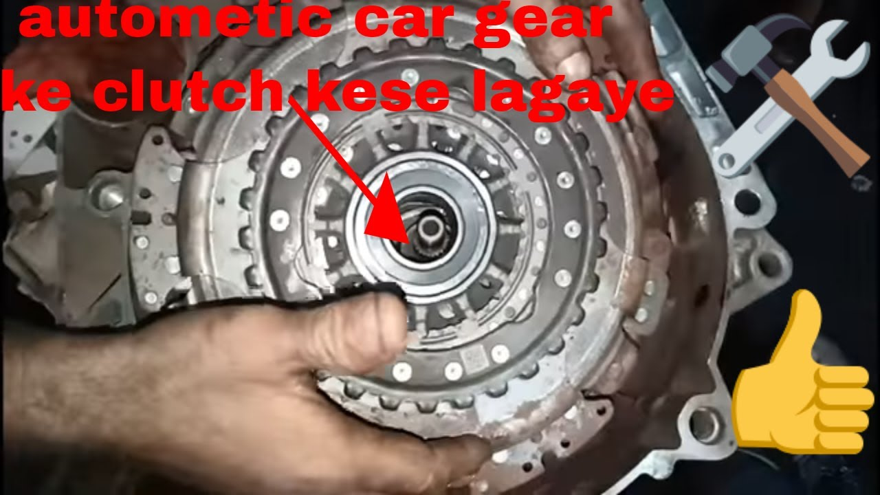 How To Volkswagen Polo Vento Dsg Automatic 7 Speed Transmission