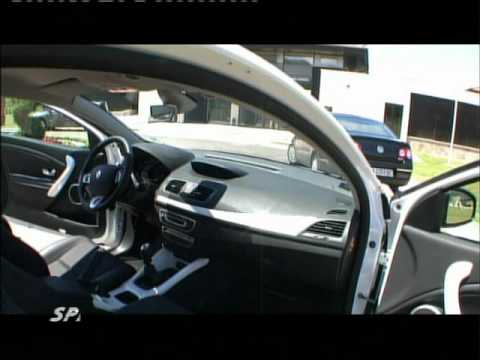 test renault megane monaco youtube. Black Bedroom Furniture Sets. Home Design Ideas