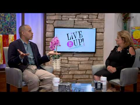 Live it Up with Donna Drake and Guest Larry Sharpe Of Neo-Sage