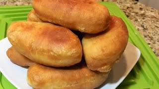 ЖАРЕНЫЕ ПИРОЖКИ С КАПУСТОЙ домашние, деревенские.САМЫЕ ВКУСНЫЕ. (Mini Pies with Cabbage)