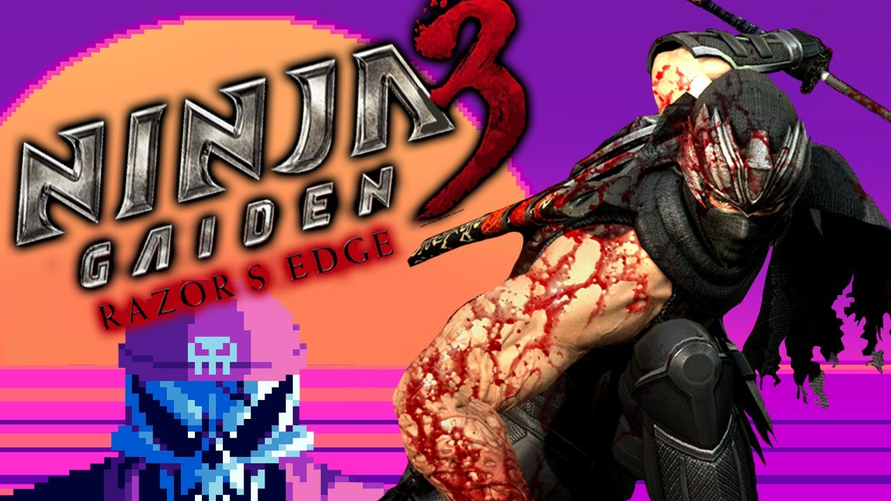 The Japanese Hamburger - Ninja Gaiden 3: Razor's Edge