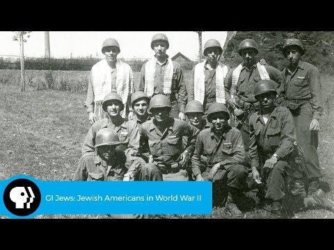 GI JEWS: JEWISH AMERICANS IN WORLD WAR II | Trailer | PBS