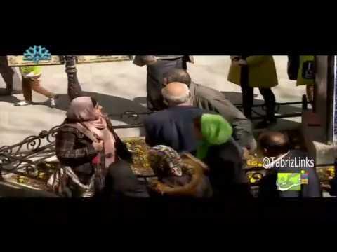 دوربین مخفی بامزه در تبریز