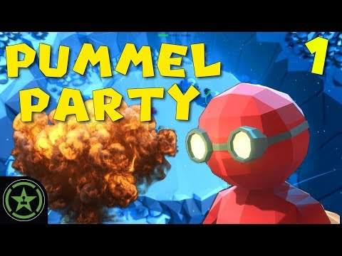 ROCKET MEN - Pummel Party (Part 1) | Let's Play