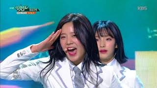 뮤직뱅크 Music Bank - 유리구두 - fromis_9 (Glass Shoes - fromis_9).20171215