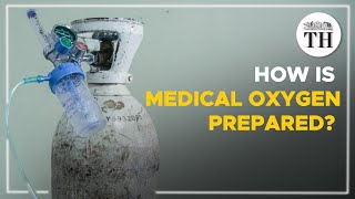 How is medical oxygen prepared?