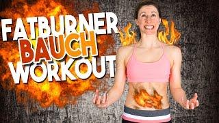 Fatburner Bauch Workout für zu Hause in nur 8 Minuten