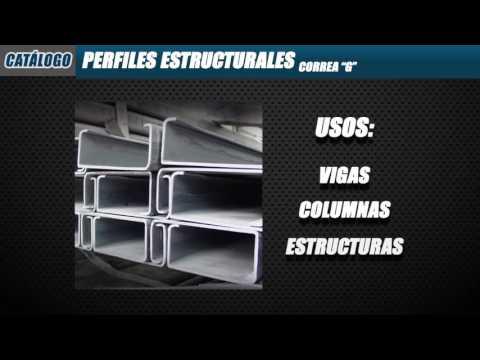 Perfiles Estructurales