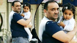 Aditya Chopra POSING With His & Rani Mukerji's Daughter Adira Is AWDORABLE!