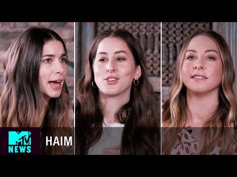 HAIM on Their New Album 'Something to Tell You' & Life After 'Days Are Gone' | MTV News