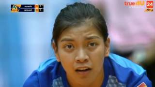 [04.03.2017] 3BB Nakornnont VS Khonkaen Stars : Volleyball Thailand League 2017
