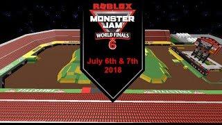 Best Of ROBLOX Monster Jam World Finals 6 : THIS WEEKEND!!