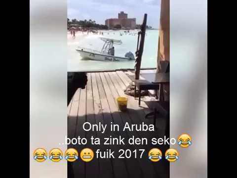 Only in Aruba boto ta zink den seko fuik 2017