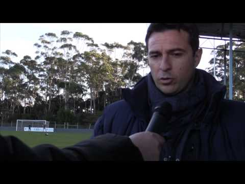 INTERVIEW: Young Socceroos Coach Paul Okon