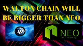 WALTON CHAIN TO BE BIGGER THAN NEO