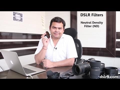 DSLR Camera Lens Filters (Hindi)