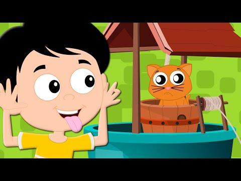 Ding Dong Bell Nursery Rhyme | Kids Songs | Baby Videos