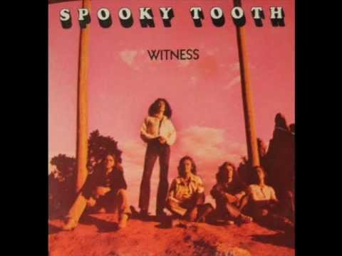 Spooky Tooth - Don't Ever Stray Away