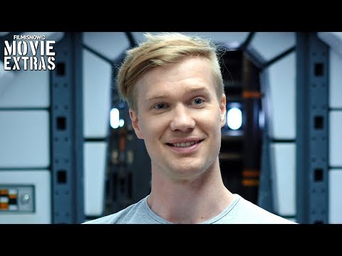 "SOLO: A STAR WARS STORY | On-set visit with Joonas Suotamo ""Chewbacca"""