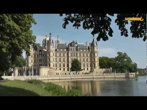 Schweriner Schloss Schwerin Landtag Mecklenburg - Vorpommern