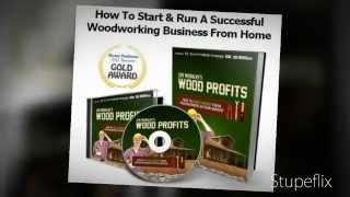 Wood Profits Review: Starting A Woodworking Business