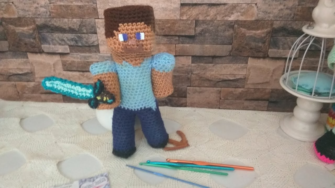 Minecraft Patterns to Crochet - Crochet Now | 720x1280